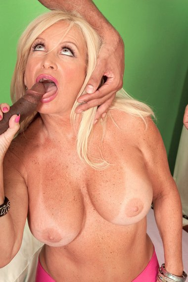 Two Cocks For Julia Butts Butt!
