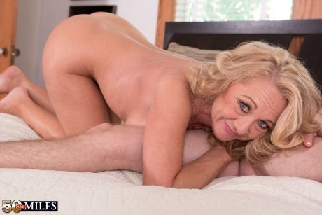 Cali Comes To 50plusmilfs.com And Gets Her Ass Fucked