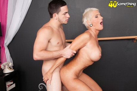 Lexy, 49, Ass-fucked By A 21-year-old